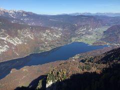 ベオグラードから入るクロアチア・スロベニア周辺5カ国周遊旅行 スロベニア ボーヒン湖編