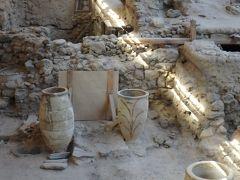 2017★ギリシャ/サントリーニ島→アテネ⑥ アクロティリ遺跡~フィラ~アテネ
