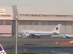 羽田空港 国際線展望デッキ