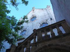 プーリア州優雅な夏バカンス♪ Vol341(第16日) ☆Gallipoli:美しいガッリーポリ旧市街 テアトロ・ガリバルディを眺めて♪