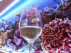 プーリア州優雅な夏バカンス♪ Vol342(第16日) ☆Gallipoli:ガッリーポリ旧市街のオシャレなリストランテ「L'Augelo Blu」魚介料理はうま~い♪