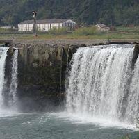 九州の旅(10) 原尻の滝公園 遊歩道を一周して滝を見学 上巻。