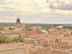 フランス 美しい街並みと世界遺産を訪ねて(5)中世の城壁に囲まれた古都 アヴィニョン