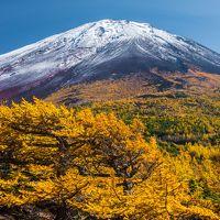 2017年山中湖ロッジ滞在記(8) 富士山五合目で2回のフォトハイキング ~中一日で夏富士から冬富士に激変~