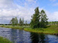 22回目のフィンランド旅行15-7日目Korouomaのハイキング2 Posioを往復