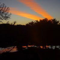 晩秋の横谷渓谷を歩き王と乙女の滝に出会うーー