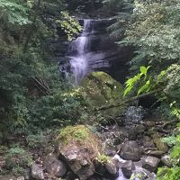 猪八重渓谷 でマイナスイオンを浴びて見よう    ☆宮崎県日南市