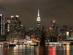 ニューヨーク6日間の旅 1 ☆ANAビジネスクラス利用で食べてばかりの1日&ハミルトンパークから見るマンハッタンの絶景☆