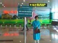 新しくなったベトナム・ハノイ空港