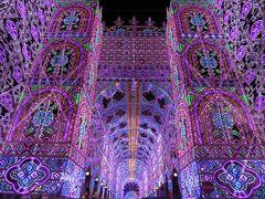 プーリア州優雅な夏バカンス♪ Vol346(第16日) ☆Scorrano:スコッラーノのルミナリエ♪光の大回廊は凄すぎる♪