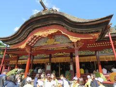 久しぶりの福岡への旅⑤太宰府へ・・天満宮まで