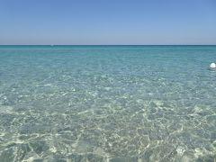 プーリア州優雅な夏バカンス♪ Vol352(第17日) ☆Gallipoli:ガッリーポリ高級リド「サムザーラ」優雅なビーチバカンス♪