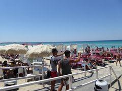 プーリア州優雅な夏バカンス♪ Vol354(第17日) ☆Gallipoli:ガッリーポリ高級リド「サムザーラ」優雅なビーチバカンス♪まったりとまどろむ♪
