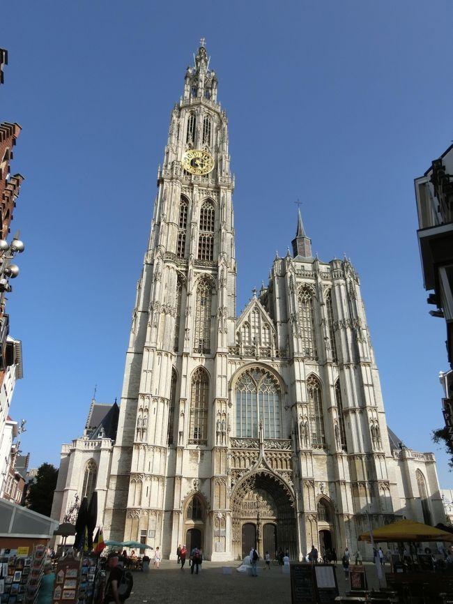 【現地駐在員の夏休み】ベネルクス3国(オランダ、ベルギー、ルクセンブルク)を巡る旅(6~7日目:ベルギー・アントワープからのアムステルダム経由で帰国)