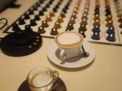 不良夫婦 三度目のネスプレッソ・コーヒーエクスペリエンスセンター