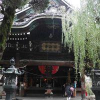 台風接近、母の誕生祝いの京都旅行 六角堂 南禅寺〜三門〜方丈庭園〜帰京�
