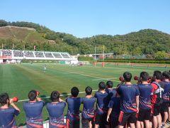 第97回全国高校ラグビーフットボール大会 京都府予選決勝トーナメント準決勝