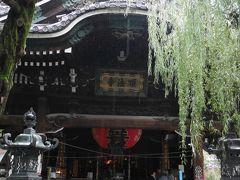 台風接近、母の誕生祝いの京都旅行 六角堂 南禅寺~三門~方丈庭園~帰京③
