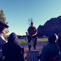 地元民に愛されているレジャースポット スプリングマウンテンランチ州立公園(レッドロックキャニオン国立公園内)