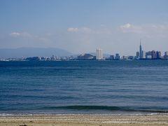 3連休を福岡2泊3日で全力で楽しむ。 1日目 能古島へ渡る