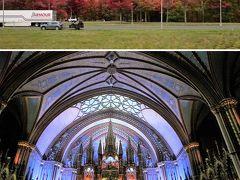 カナダ建国150周年の年に、メープル街道を満喫するはずが…その④:メープル街道に退屈して、モントリオール大聖堂の方が良かったなんて~