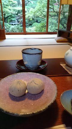 関西遠征2017 秋 ☆ 茶寮宝泉の栗きんとん