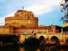 ローマ旅行① 「歌劇トスカ」の地を求めて