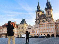 ヨーロッパ三往復!その1:8歳子連れドイツ&チェコ(プラハ編)