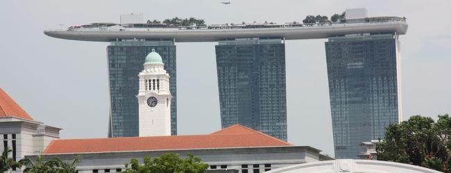 取りあえずシンガポール�(マリ−ナエリア)