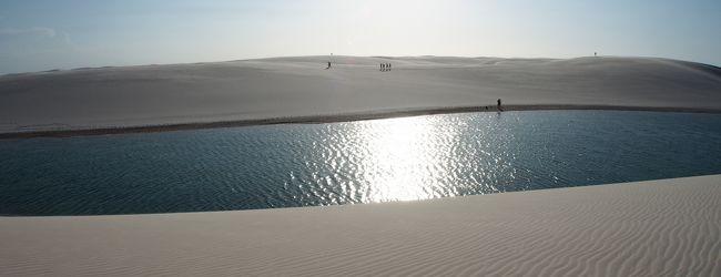 #1 Oh...Meu Deus!...ブラジル北部 水の砂...