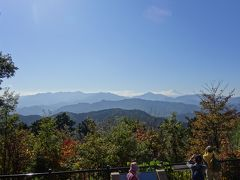 ⑭ 高尾山 紅葉は 1号路ー高尾山ー相模湖  健康登山(13) 2017年