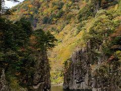 岩国 in → 広島 out の旅  ~ウサギまみれと紅葉と~