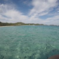 連休を使って11月の沖縄離島へダイビングツアー