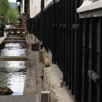 2017年お盆休み 岐阜の凸凹旅【7】-- 飛騨古川の聖地と明媚な水路のある古い町並み --