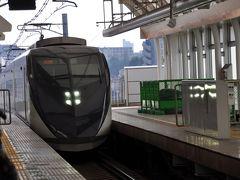 2017年11月東京+αの鉄道旅行5(東京に戻ってすぐまた次の国へ)