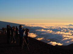 大自然を満喫!JALパックで行くハワイ島一人旅4*・゜・*マウナケア山頂 夕陽と星空観測ツアー&JALサファイア達成*・゜・*