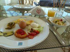 プーリア州優雅な夏バカンス♪ Vol368(第19日) ☆Gallipoli:ガッリーポリ高級ホテル「Palazzo del Corso」素敵な朝食♪パノラマにさようなら♪