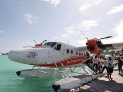 新婚旅行ファーストクラス世界一周(4) コンラッド専用ラウンジ+水上飛行機