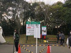 2017 LPGA伊藤園レディス(初)ソロ観戦