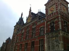 美術館・博物館を巡る!オランダ→フィレンツェ女ひとり旅1【出発からアムステルダム観光へ】