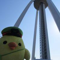 愛知県一宮市と岐阜県の旧川島町をたびするトリ
