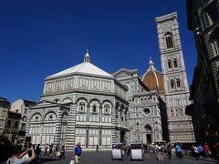 イタリア三都市 + イストラ半島ドライブ #17 : 芸術の都、フィレンツェ