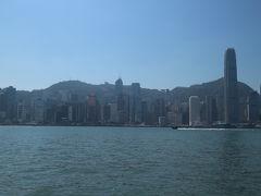 バンクーバーへ。帰りにちょっとだけ香港。6