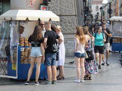 ポーランド旅行記(4)世界遺産クラクフ旧市街 街歩き