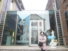 ドイツの秋:27最終日は訪れたことがないヘッチェンス(陶磁器)博物館を見学した。