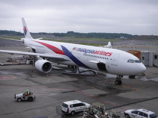 日本最高峰の富士山よりも高い4095mキナバル山のあるマレーシアのボルネオ島に行ってきました。<br />今回は4泊5日ですが、1日目は移動のみとなります。<br /><br />今回はJTBを使い、飛行機とホテル予約のみの「エアホ」を利用。言葉は全く自信がないですが、まーなんとかなるでしょう。しいて言えばANA派なのでANAで行きたかったのですが…。<br /><br />初めてのマレーシアですが、コタキナバルは比較的治安が良いとのこと。それでもイスラム教が主流の国だけあってちょっと不安はありましたが、まったく問題なかったです。スーツケースが1個ロストバケージするというアクシデントはありましたが、無事現地入り。<br /><br />成田空港10:30~16:45クアラルンプール(乗り継ぎ)18:30~21:10コタキナバル~タクシー~ホテルハイアットリージェンシー泊<br />