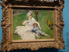 パリ アパルトマン滞在記(12) マルモッタン・モネ美術館