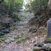 旧東海道宇津ノ谷峠 つたの細道~明治のトンネル散策①