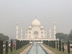 女ひとり旅2017 Yoga in Delhi Day3