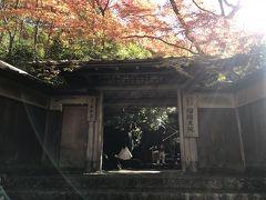 気分転換 in 京都 ~瑠璃光院の紅葉を見にいく~